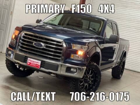 2015 Ford F-150 for sale at Primary Auto Group in Dawsonville GA