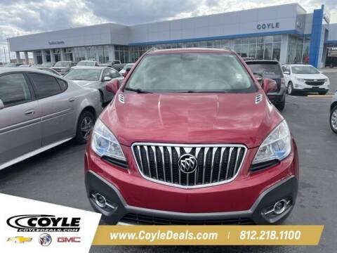 2013 Buick Encore for sale at COYLE GM - COYLE NISSAN - New Inventory in Clarksville IN