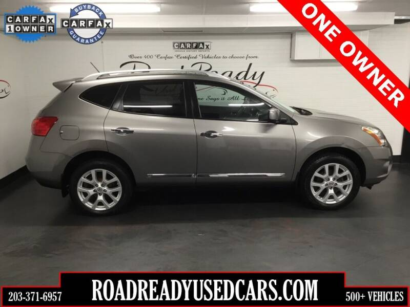 2013 Nissan Rogue for sale at Road Ready Used Cars in Ansonia CT