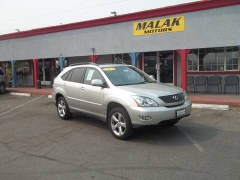 2004 Lexus RX 330 for sale at Atayas Motors INC #1 in Sacramento CA