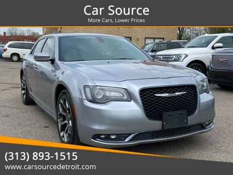 2017 Chrysler 300 for sale at Car Source in Detroit MI