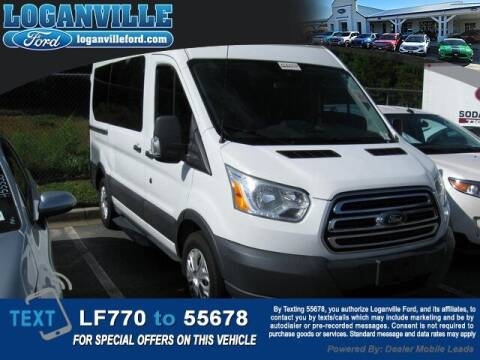 2016 Ford Transit Passenger for sale at Loganville Quick Lane and Tire Center in Loganville GA