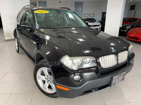 2008 BMW X3 for sale at Auto Mall of Springfield in Springfield IL
