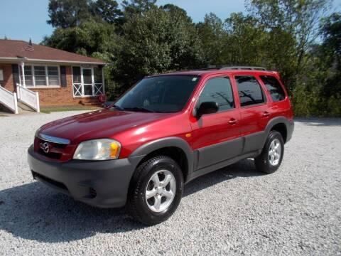 2005 Mazda Tribute for sale at Carolina Auto Connection & Motorsports in Spartanburg SC