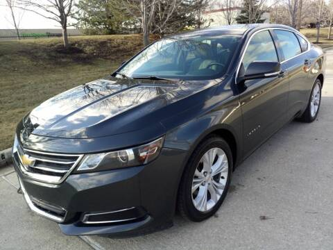 2015 Chevrolet Impala for sale at Western Star Auto Sales in Chicago IL