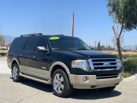 2007 Ford Expedition EL for sale at Esquivel Auto Depot in Rialto CA
