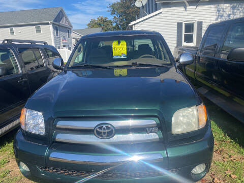 2004 Toyota Tundra for sale at Whiting Motors in Plainville CT