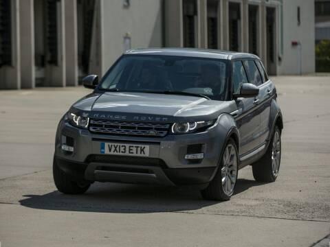2015 Land Rover Range Rover Evoque for sale at Hi-Lo Auto Sales in Frederick MD