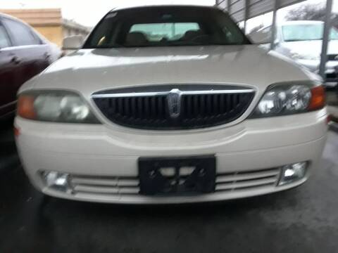 2000 Lincoln LS for sale at Auto Haus Imports in Grand Prairie TX