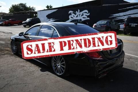2015 Mercedes-Benz S-Class for sale at STS Automotive - Miami, FL in Miami FL