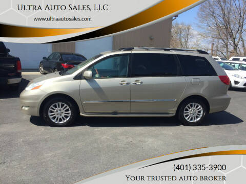 2008 Toyota Sienna for sale at Ultra Auto Sales, LLC in Cumberland RI