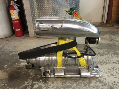 2018 B&M SUPERCHARGER for sale at Classic Connections in Greenville NC