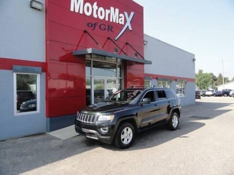2015 Jeep Grand Cherokee for sale at MotorMax of GR in Grandville MI