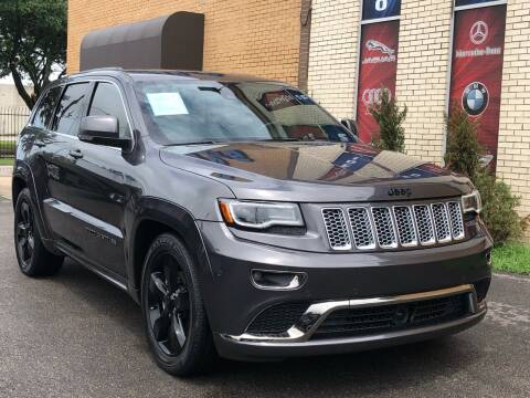 2016 Jeep Grand Cherokee for sale at Auto Imports in Houston TX