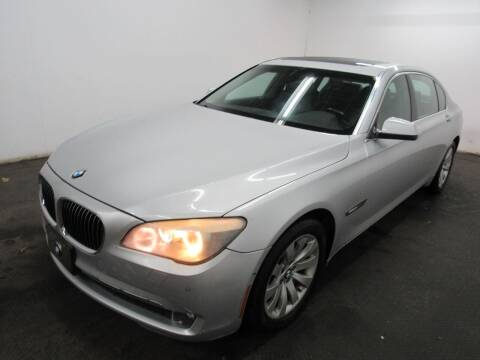 2009 BMW 7 Series for sale at Automotive Connection in Fairfield OH