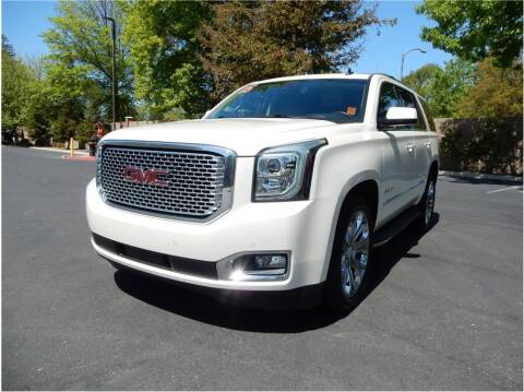 2015 GMC Yukon for sale at A-1 Auto Wholesale in Sacramento CA