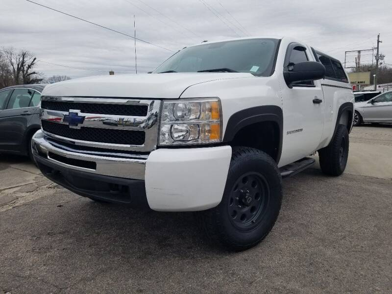 2010 Chevrolet Silverado 1500 for sale at Import Performance Sales - Henderson in Henderson NC