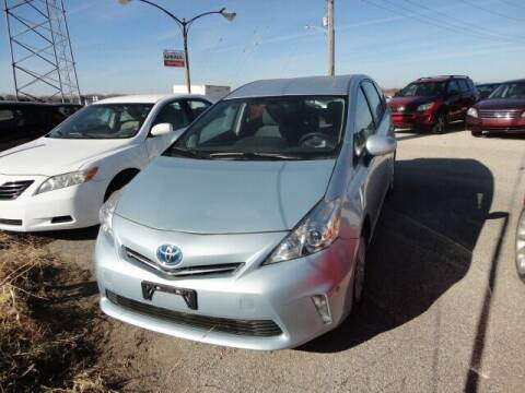 2012 Toyota Prius v for sale at Carz R Us 1 Heyworth IL in Heyworth IL