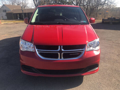 2012 Dodge Grand Caravan for sale at Barry's Auto Sales in Pottstown PA