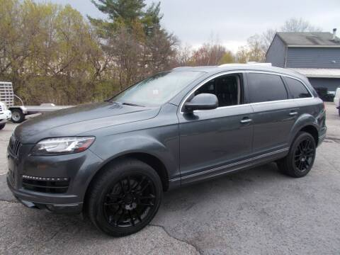 2013 Audi Q7 for sale at Manchester Motorsports in Goffstown NH