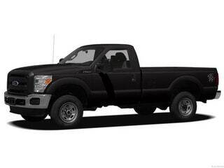 2012 Ford F-250 Super Duty for sale at SULLIVAN MOTOR COMPANY INC. in Mesa AZ