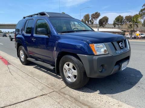2008 Nissan Xterra for sale at Beyer Enterprise in San Ysidro CA