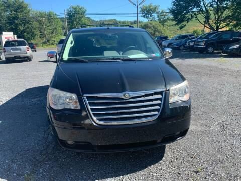 2008 Chrysler Town and Country for sale at walts auto in Cherryville PA