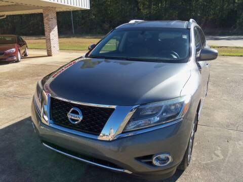 2016 Nissan Pathfinder for sale at Howell Buick GMC Nissan in Summit MS