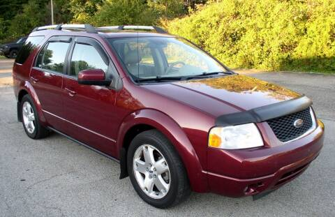 2006 Ford Freestyle for sale at Angelo's Auto Sales in Lowellville OH