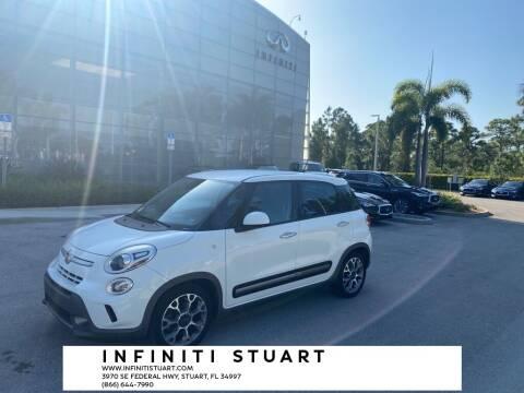 2014 FIAT 500L for sale at Infiniti Stuart in Stuart FL