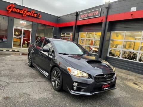 2016 Subaru WRX for sale at Goodfella's  Motor Company in Tacoma WA