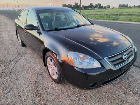 2003 Nissan Altima for sale at Red Rock's Autos in Denver CO