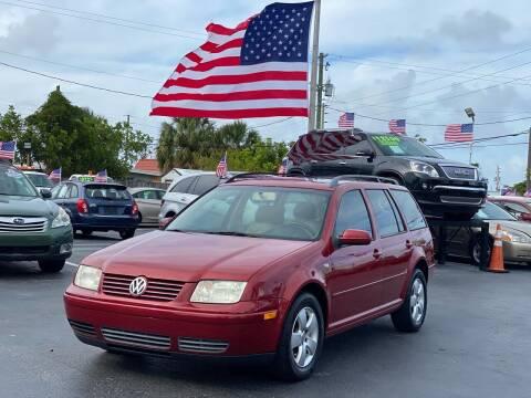 2005 Volkswagen Jetta for sale at KD's Auto Sales in Pompano Beach FL