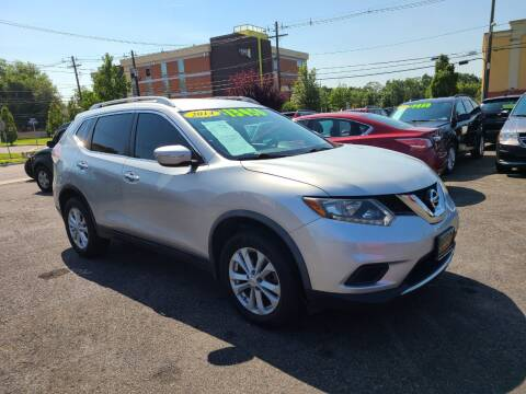 2014 Nissan Rogue for sale at Costas Auto Gallery in Rahway NJ