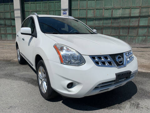 2013 Nissan Rogue for sale at O A Auto Sale in Paterson NJ