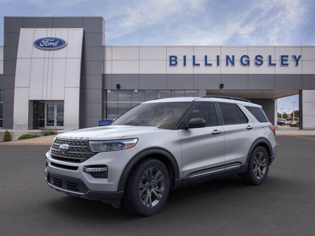 2021 Ford Explorer for sale in Lawton, OK
