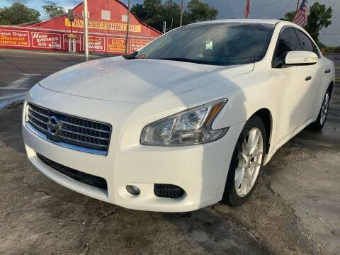 2009 Nissan Maxima for sale at Advance Import in Tampa FL