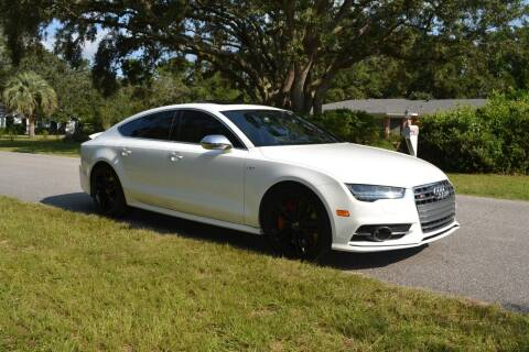 2018 Audi S7 for sale at Car Bazaar in Pensacola FL