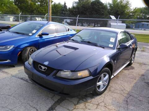 2002 Ford Mustang for sale at Steve's Auto Sales in Madison WI