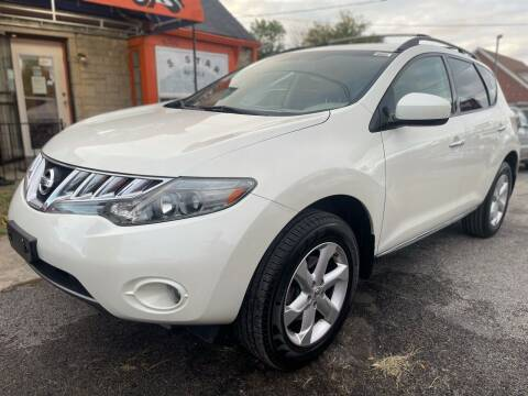 2009 Nissan Murano for sale at 5 STAR MOTORS 1 & 2 in Louisville KY