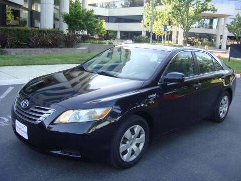 2009 Toyota Camry Hybrid for sale at UTU Auto Sales in Sacramento CA