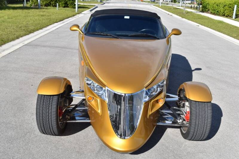 2002 Chrysler Prowler for sale at WICKED NICE CAAAZ in Cape Coral FL