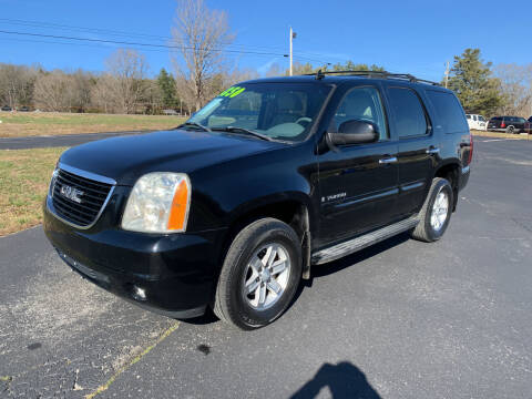 2007 GMC Yukon for sale at Gary Sears Motors in Somerset KY
