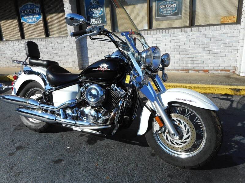 2007 Yamaha V-Star for sale at Super Sports & Imports in Jonesville NC