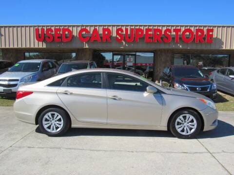 2011 Hyundai Sonata for sale at Checkered Flag Auto Sales NORTH in Lakeland FL