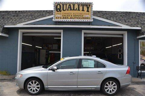 2011 Volvo S80 for sale at Quality Pre-Owned Automotive in Cuba MO
