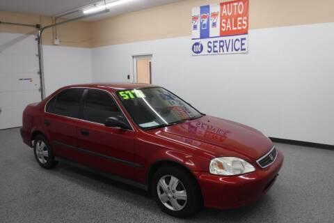 1999 Honda Civic for sale at 777 Auto Sales and Service in Tacoma WA