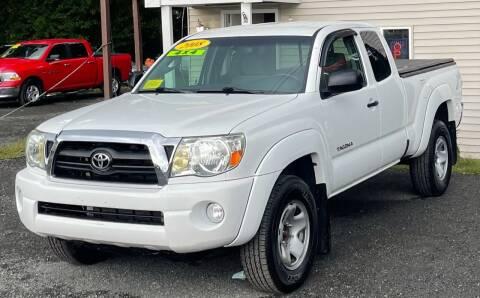 2008 Toyota Tacoma for sale at Landmark Auto Sales Inc in Attleboro MA