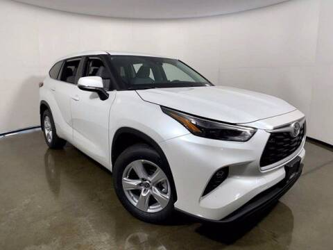 2022 Toyota Highlander for sale at Smart Budget Cars in Madison WI