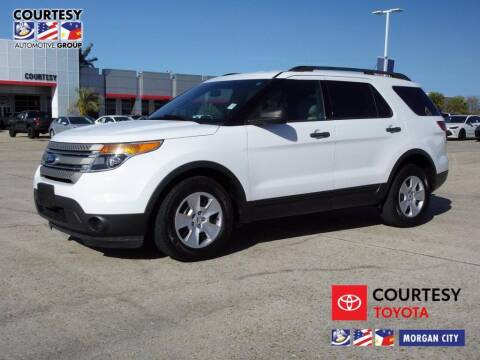 2014 Ford Explorer for sale at Courtesy Toyota & Ford in Morgan City LA